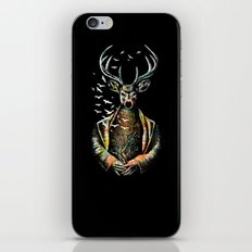 there is no place iPhone & iPod Skin