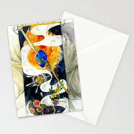 Brothers of the Magical Sapphire Stationery Cards