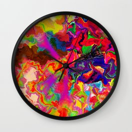 The Asymmetry of the Universe 1 Wall Clock