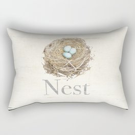 Nest Rectangular Pillow