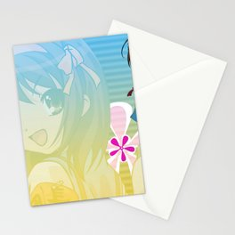 The Disappearance of Haruhi Suzumiya Stationery Cards