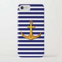 marine iPhone & iPod Cases featuring Marine by Elena Indolfi