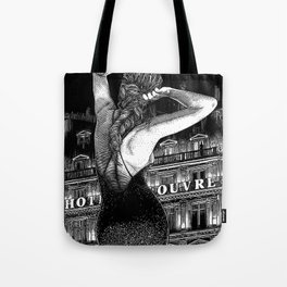 asc 686 - Le signal codé (Our cipher) Tote Bag