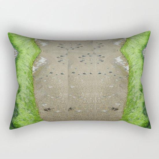 Fuzzy Life Rectangular Pillow
