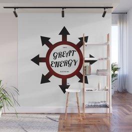 Great Energy Wall Mural