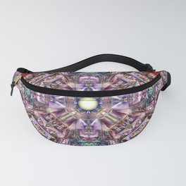 A Hydron Collider's Reactor Room Fanny Pack