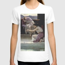 Edward Poynter - When The World Was Young T-shirt