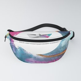 BARCCA by leo tezcucano 2 Fanny Pack