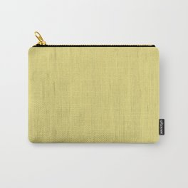 Flax Fibers Carry-All Pouch