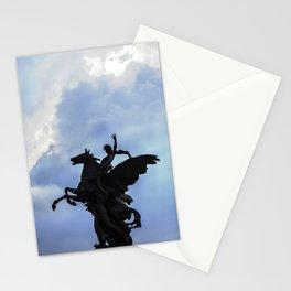 Pegaso A.Q. Stationery Cards