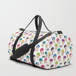 BTS Colorful Duffle Bag