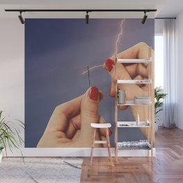 Elysian thread Wall Mural
