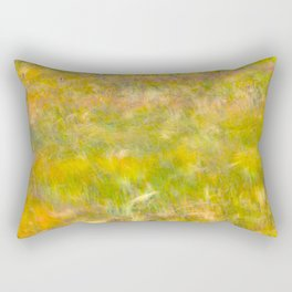 Wind Painting Rectangular Pillow