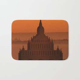 Temple Panorama Bath Mat