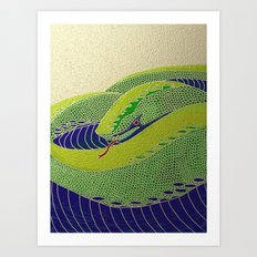 Enchanting Art Print