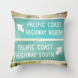 PCH1 Throw Pillow