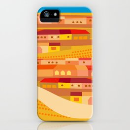 Latin Culture in New England iPhone Case