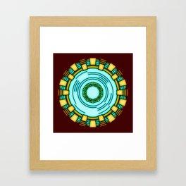 i am ironman Framed Art Print