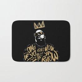 Brooklyn's King Bath Mat