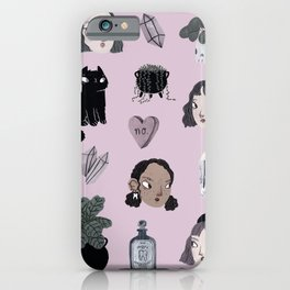 Just witchy things iPhone Case