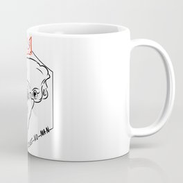 Trust No Man Coffee Mug