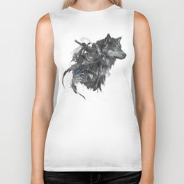 Artorias and Sif Biker Tank