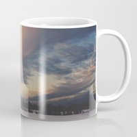elmo Mugs featuring Big Sky by Kimberley Britt