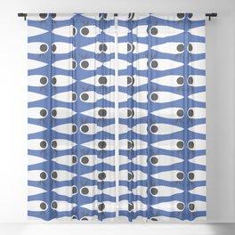 Bug eyes Sheer Curtain