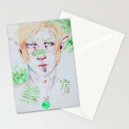 TRIFORCE - FARORE Stationery Cards