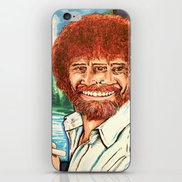 Happy Trees iPhone Skin