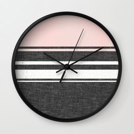 Hit The Road Wall Clock