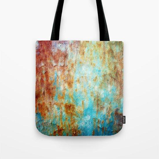 Grunge 'n' Rust Tote Bag