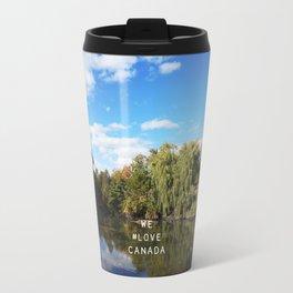 We #LOVE Canada! Travel Mug