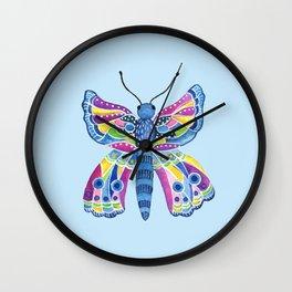 Butterfly I Wall Clock