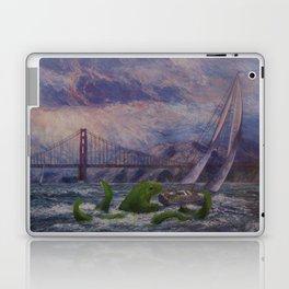Seamonster's Lunch Laptop & iPad Skin