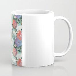 frog garden Coffee Mug