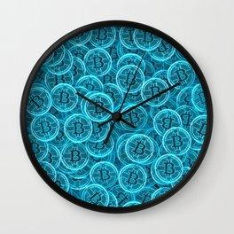 Bitcoinage Wall Clock
