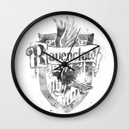 Ravenclaw Crest Wall Clock
