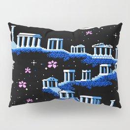 Greek Sanctuary in Pegasus Constellation Pillow Sham