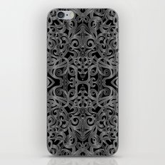 Floral Wrought Iron G19 iPhone & iPod Skin