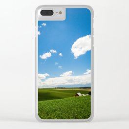 Palouse 2 Clear iPhone Case