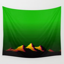 Mountain Aesthetic 1 Wall Tapestry