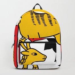 OCTOBER DEER Backpack