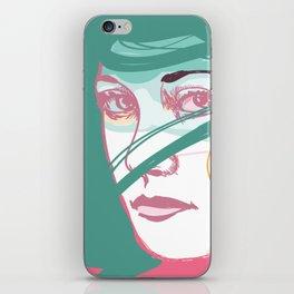 Wild One iPhone Skin