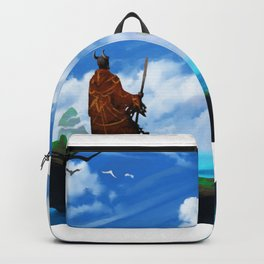 Skull Island Backpack