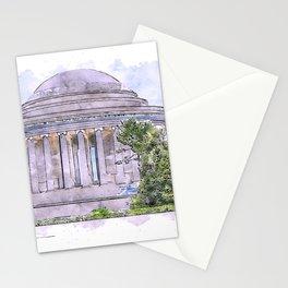 Thomas Jefferson Memorial Stationery Cards