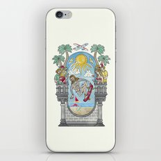 The Lord of the Board iPhone Skin