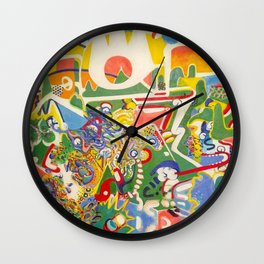 Who Does Your Love Serve? Wall Clock