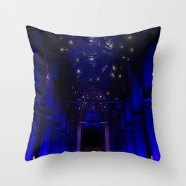 1792. Spirit of Apollo - 50th Anniversary of Apollo 8 (NHQ201812110018) Throw Pillow