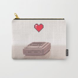 16 bits Love Carry-All Pouch